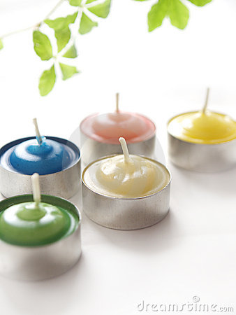 Aroma candles