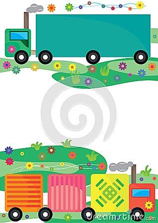 Aroma Card_eps del humo del transporte