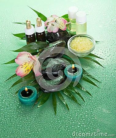 Aroma kit for SPA