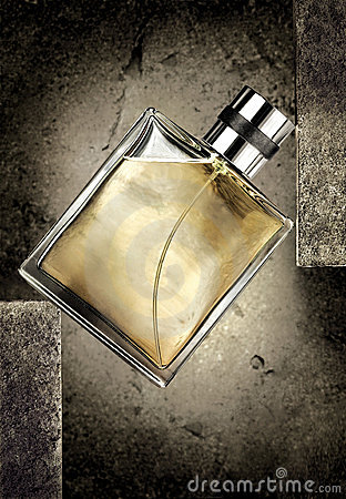 Free Aroma - сologne Bottle. Royalty Free Stock Images - 5746969