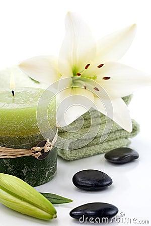 Free Aroma Spa Set Stock Photo - 11307190
