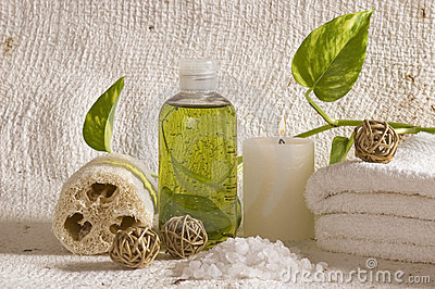 Aroma Therapy Royalty Free Stock Photography - Image: 4346287