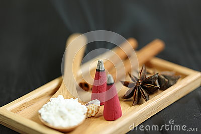 Aroma therapy equipment