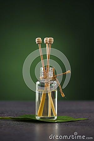 Aromatherapy fragrance  oil frangipani leaf