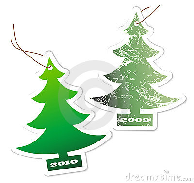 Aromatic Christmas trees