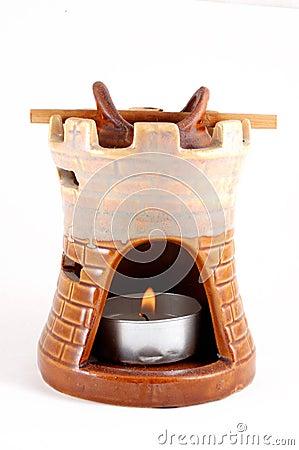 Aromatic lamp