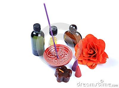 Aromatic perfume items