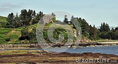 Aros Castle Ruin