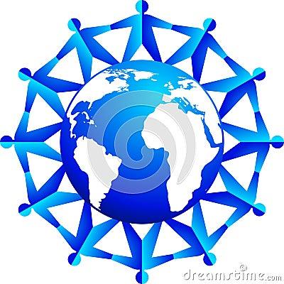 Around peoples logo