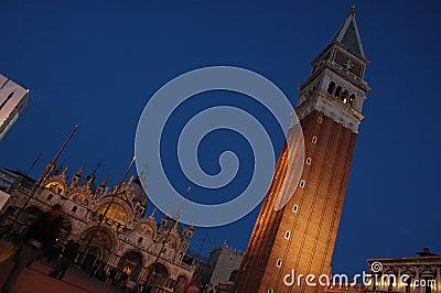 Around San Marco, Venice