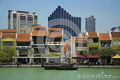 Around Singapore River Series
