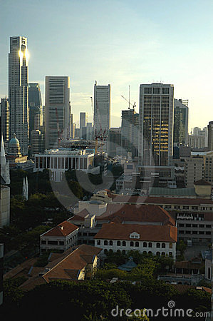 Around Singapore Series