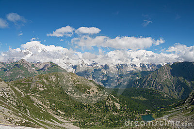 Arpy Valley, Italy