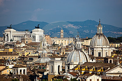 Arquitectura da cidade de Roma