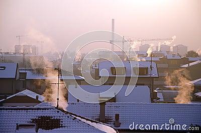 Resultado de imagem para cidade aquecimento global