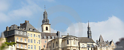 Arquitetura de Luxembourg