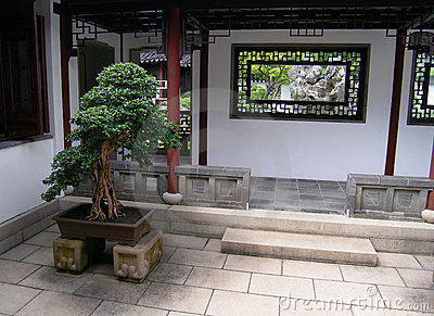 Arquitetura do estilo chinês