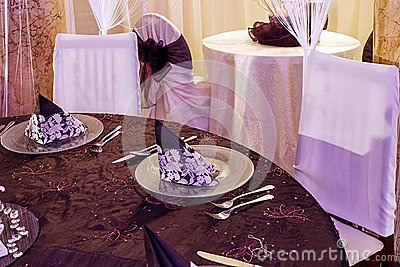 Arrangement for festive dinners - 11