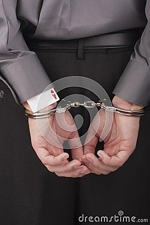 Arrest card sharper
