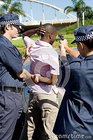 Arrest criminal