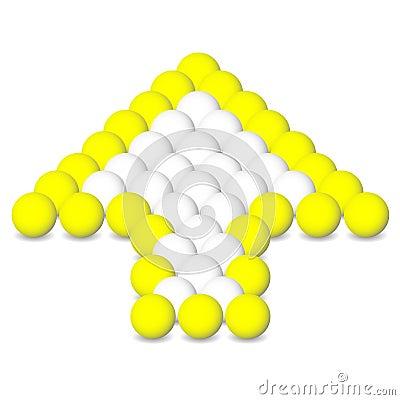 Arrow balls