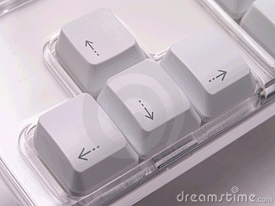 Arrow Keyboard Keys