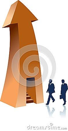 Arrow with stairway.jpg