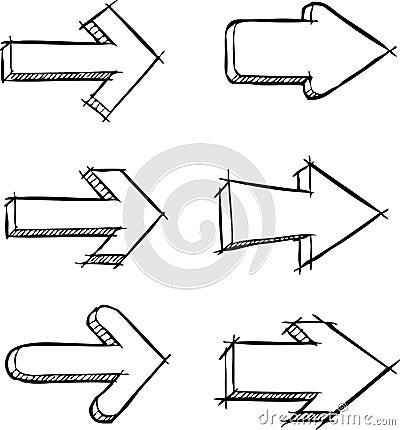 Free Arrows Stock Photos - 32922163