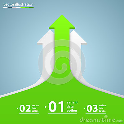 Free Arrows Business Growth Stock Photo - 50550760