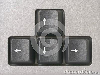 Arrows (computer keyboard)
