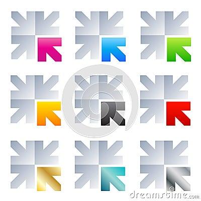 Arrows elements