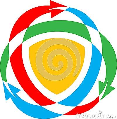 Arrows emblem