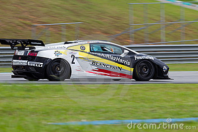 Arrows racing merdeka endurance race malaysia Editorial Stock Photo