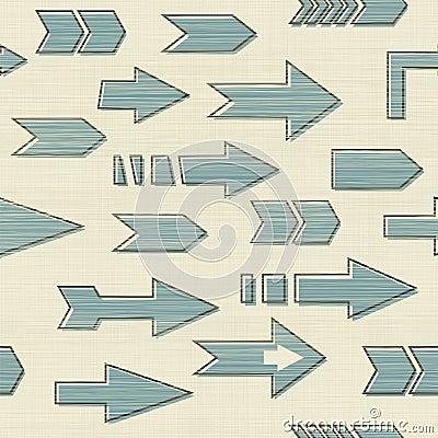 Arrows seamless