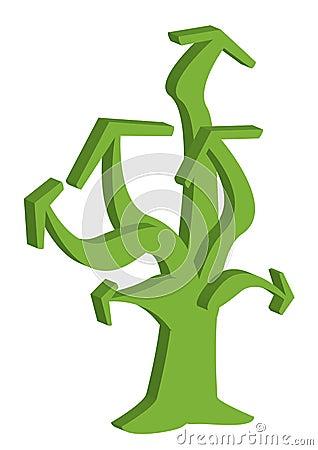 Arrows Tree_eps