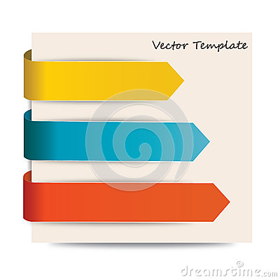 Arrows Vector Template