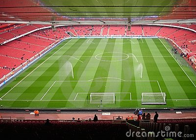 Arsenal Emirates Stadium Editorial Image