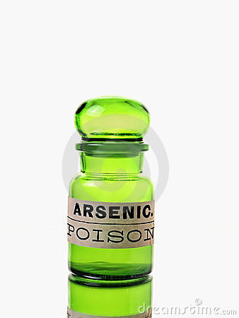 Arsenic Bottle