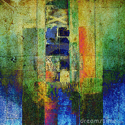 Free Art Abstract Grunge Graphic Background Royalty Free Stock Photos - 11749348