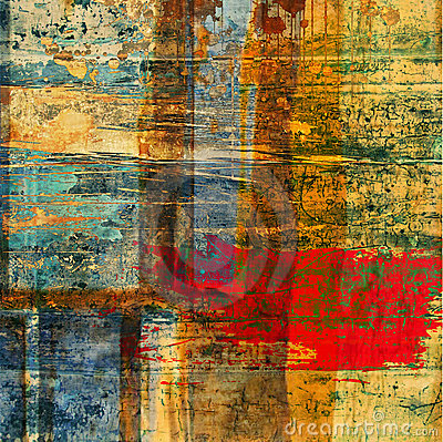 Free Art Abstract Grunge Texture Background Royalty Free Stock Photo - 12210905