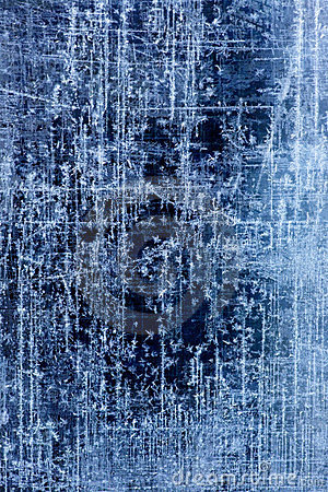 Free Art Abstract Ice Texture Winter Background Stock Images - 23496284