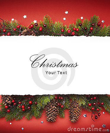 Free Art Christmas Announcement Royalty Free Stock Images - 17520199