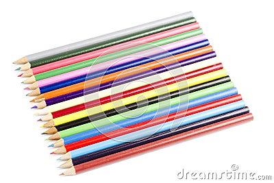 Art coloring pencils