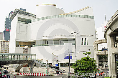 Art and Culture Centre, Bangkok Editorial Stock Image