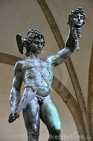 Art and culture in Florence city, Italy