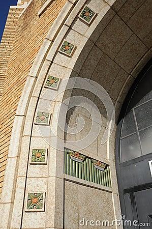 Free Art Deco Royalty Free Stock Image - 8187636