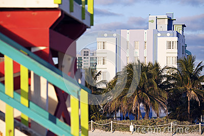 Art Deco architecture of Miami Beach