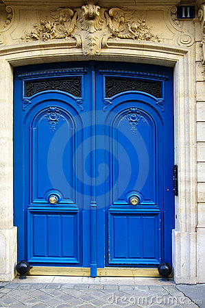 Free Art Deco Door Royalty Free Stock Images - 2264899