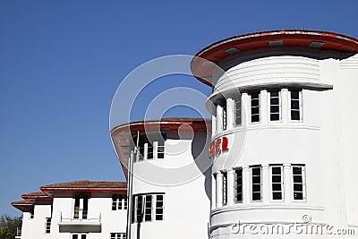 Art Deco Hotel, Miami.