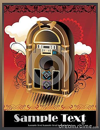 Art Deco Music Royalty Free Stock Photos Image 19480188
